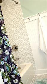 The Vintage Glitter House Girl S Bathroom Remodel On A Budget