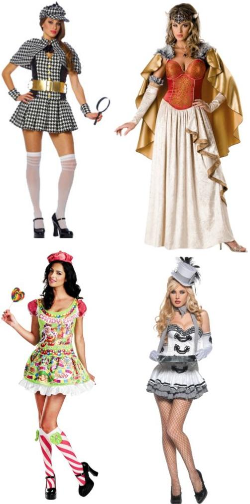 Discover an incredible selection of costumes for women at Party City. Get the latest female costume looks from TV and film, Halloween classics, DIY kits and more.
