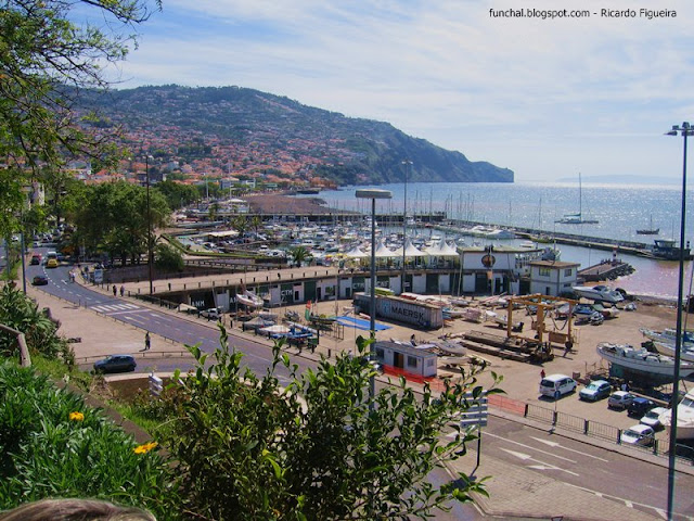 MARINA E AVENIDA DO MAR - FUNCHAL