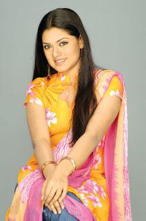 Popular hot model Tisha