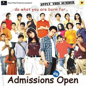 Admissions Open (2010) Bollywood movie song free download