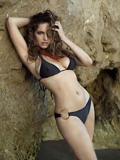 English Kelly Brook Actress