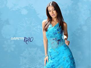 Amrita Rao hair styles