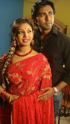 Apurbo and Prova marriage photo