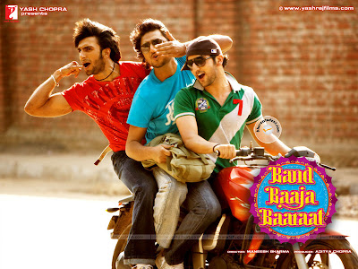 Band Baaja Baaraat (2010) Hindi movie information, first looks