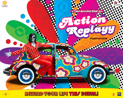 Action Replayy (2010) Hindi movie wallpapers, information, review