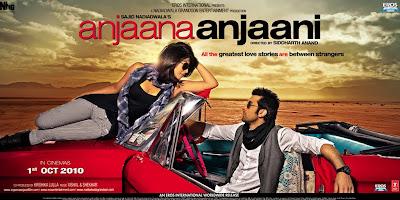 Anjaana Anjaani (2010) Hindi movie wallpapers, information & review