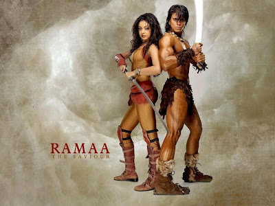 Ramaa The Saviour (2010) Hindi movie review wallpapers