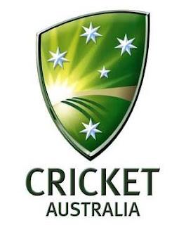 Australia cricket logo