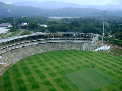 Sri Lanka host 12 ODI match in ICC world cup 2011 Pallekele venues information