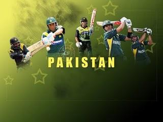 ICC Cricket World Cup 2011 Pakistani Players List