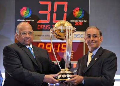 Bangladesh To Host 2011 Cricket World Cup Opening Ceremony