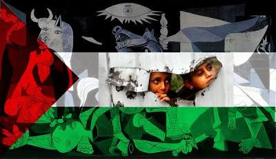 Palestina-Guernica-Picasso