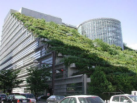 Nit S Journal Bangunan Taman Atap Rooftop Garden Yang Awesome