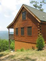 Nc Mountains Log Cabin Vacation Rental