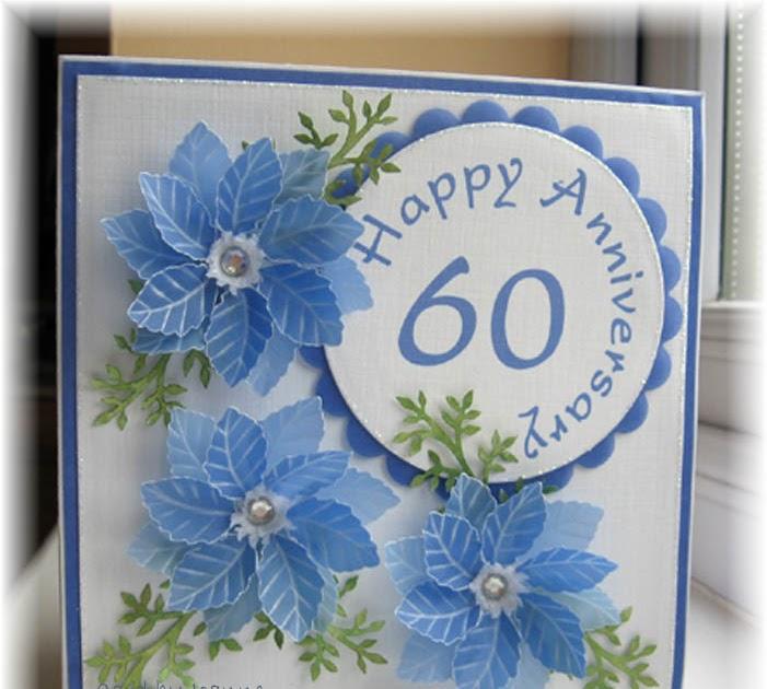mainly flowers independent stampin 39 up demonstrator joanne gelnar 60th anniversary card. Black Bedroom Furniture Sets. Home Design Ideas