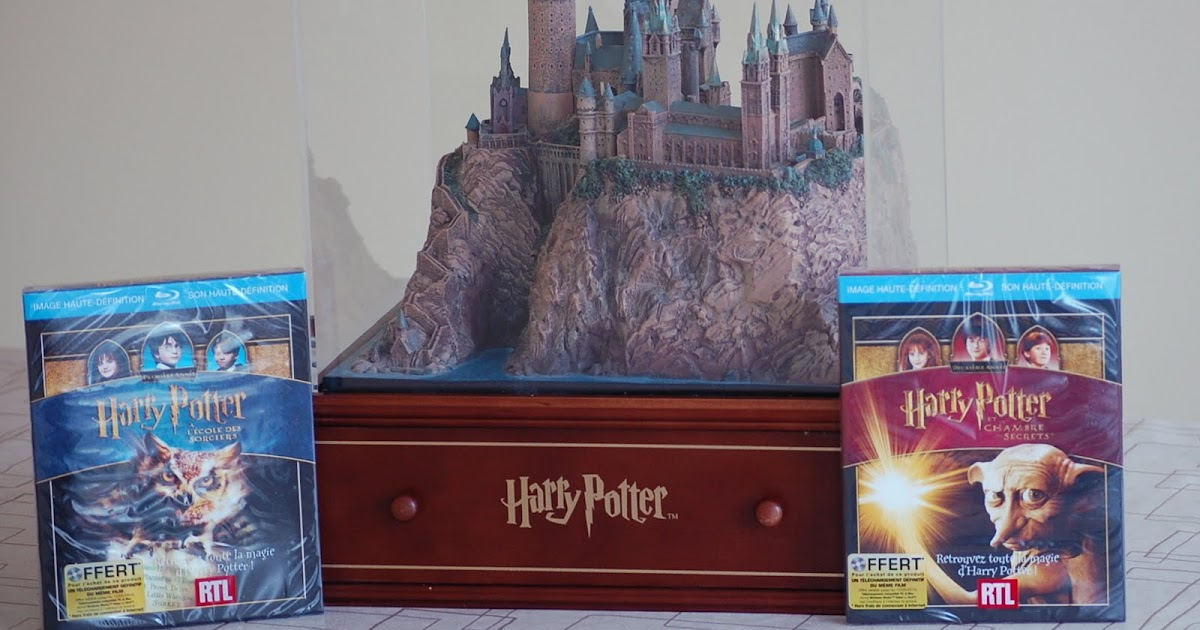 cyrix 39 s blog techno photos et roller coffret int grale blu ray harry potter edition. Black Bedroom Furniture Sets. Home Design Ideas