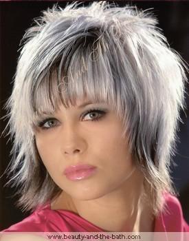 COLORING GRAY HAIR: May 2010
