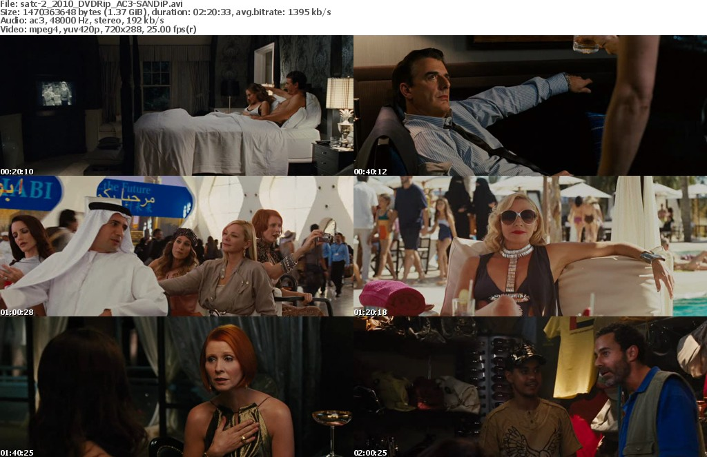 sex and city movie download