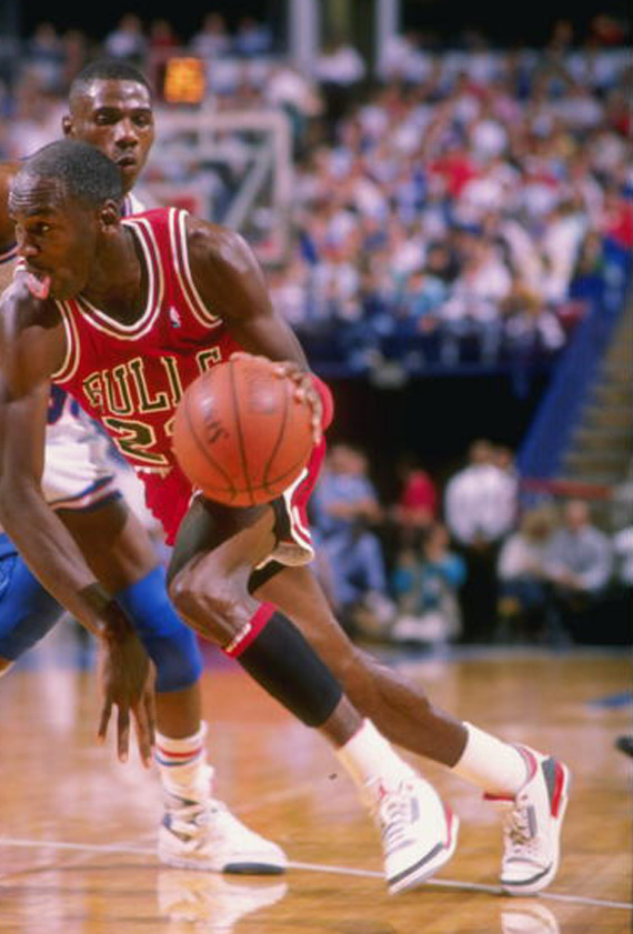 more photos 3db67 7faa4 A Financial Statement: Michael Jordan | Through the Years ...