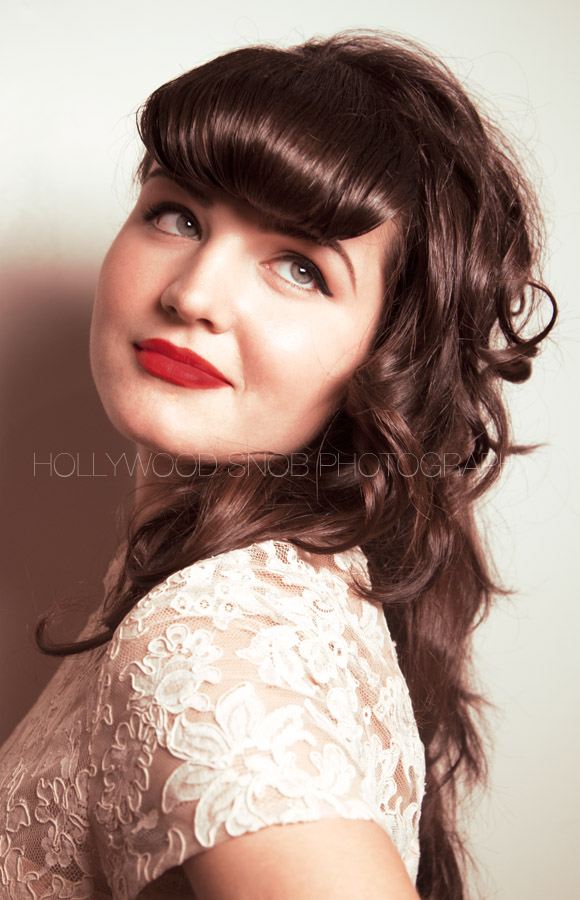 Katieyunholmes: 50s Hair And Makeup