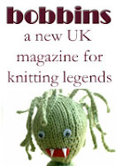 Bobbins Magazine - Buy one for everyone you know!