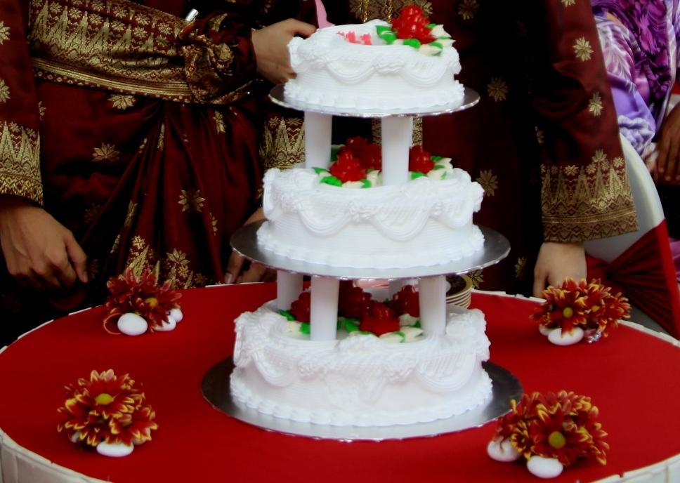 Wedding Belog Reen Katerer  Majlis Bersanding