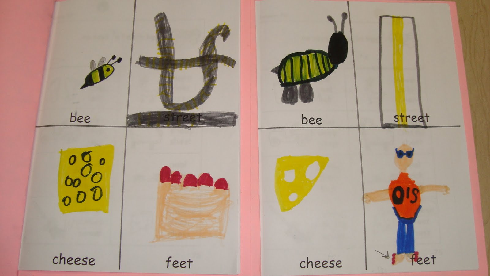 Ms Clark Vowel Pairs Ee And Ea