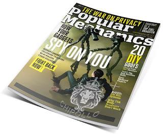 Popular Mechanics: February 2011