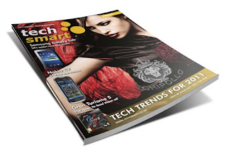 Tech Smart Magazine: January 2011