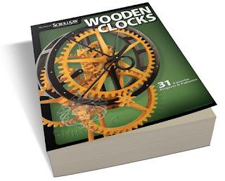 Reloj de madera planos pdf