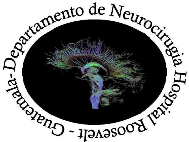 DEPARTAMENTO DE NEUROCIRUGIA HOSPITAL ROOSEVELT..