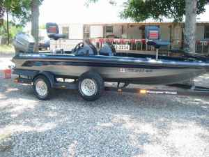 """For sale: boat trailer guide-ons 65"""" (akron/tallmadge) 