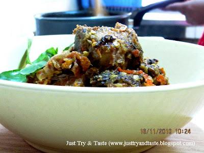 Resep Tongkol Pedas Bumbu Rawit JTT