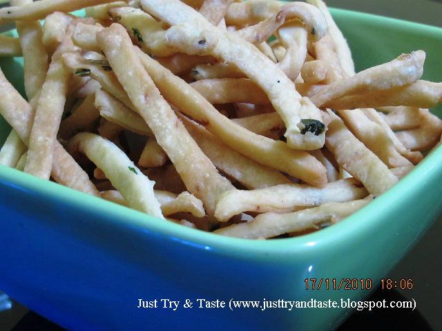 resep kue bawang yang renyah dan gurih JTT