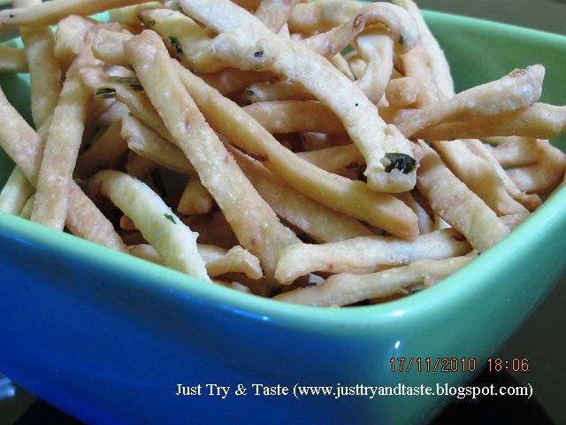 Resep Kue Bangkit Jtt: Resep Kue Bawang - Camilan Renyah Dan Gurih
