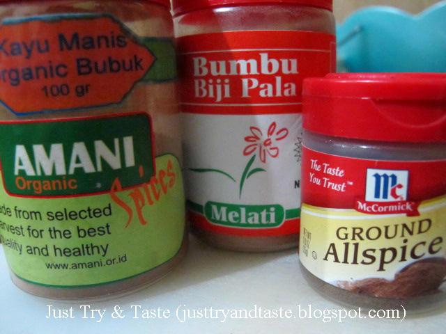 Resep Muffin Labu Kuning, Jahe dan Kacang JTT