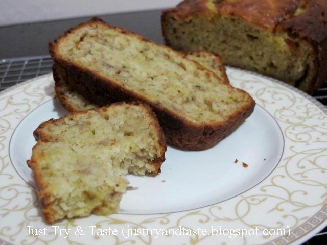 Resep Fruit Cake Jtt: Aneka Resep Berbahan Dasar Pisang JTT