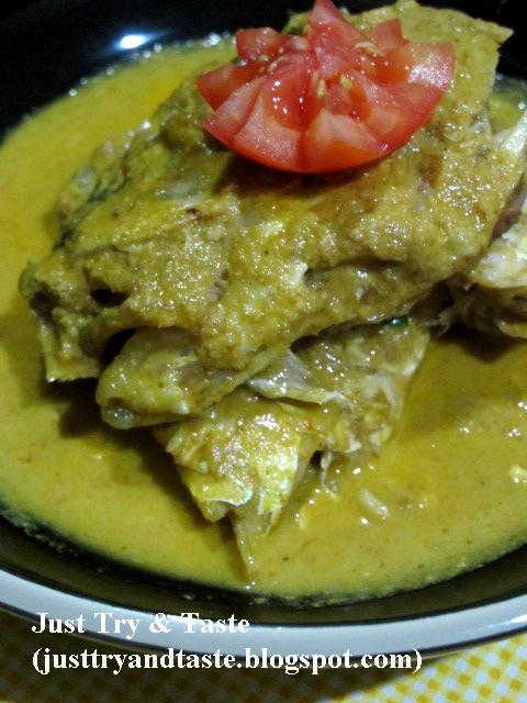 Resep Gulai Kepala Ikan JTT