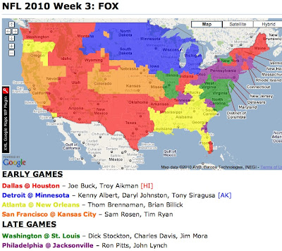 Map of the Week: Map of the Weekend-ABC decides your region  Maps on