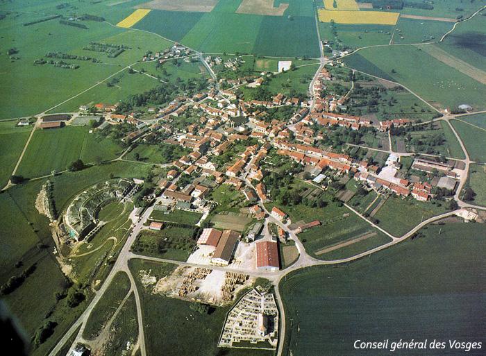 première ouverture village st joseph