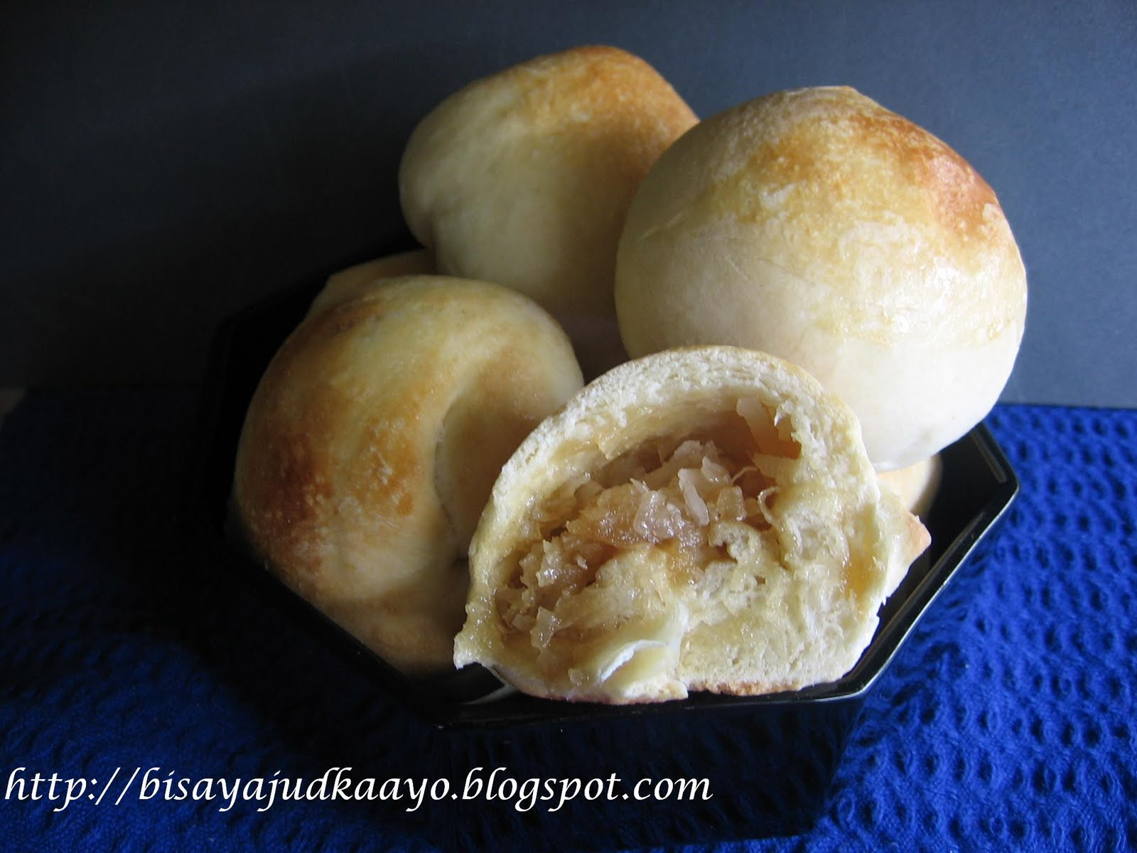 Inato Lang Filipino Cuisine And More Pan De Coco