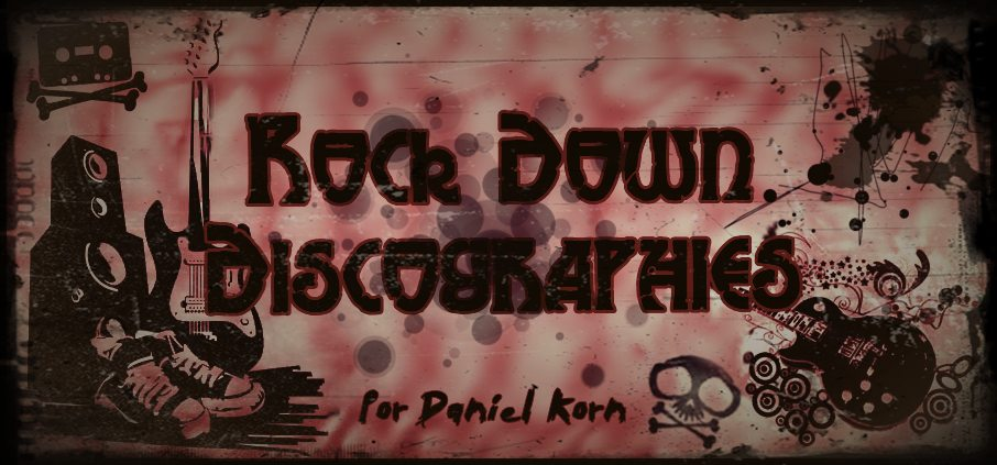Rock Down Discographies: Poison the Well