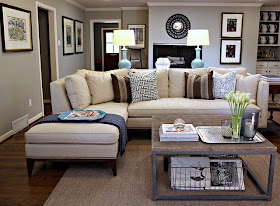 Love In Idleness Living Area Inspirations