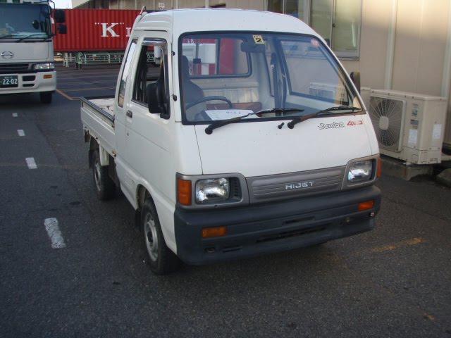 J Cruisers JDM Vehicles Parts In Canada: 1993 Daihatsu
