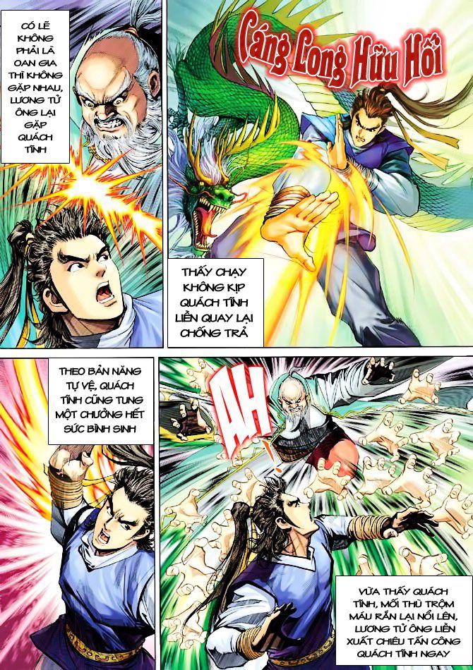 Anh Hùng Xạ Điêu anh hùng xạ đêu chap 23 trang 2