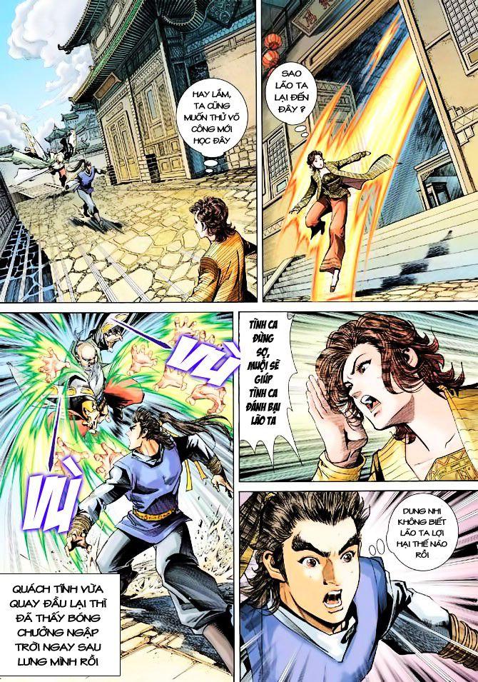 Anh Hùng Xạ Điêu anh hùng xạ đêu chap 23 trang 10