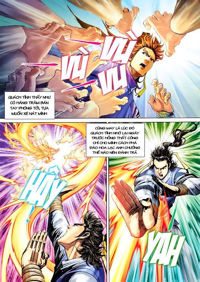 Anh Hùng Xạ Điêu anh hùng xạ đêu chap 23 trang 11