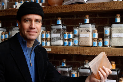 Mark Bitterman, Salt shop , New York