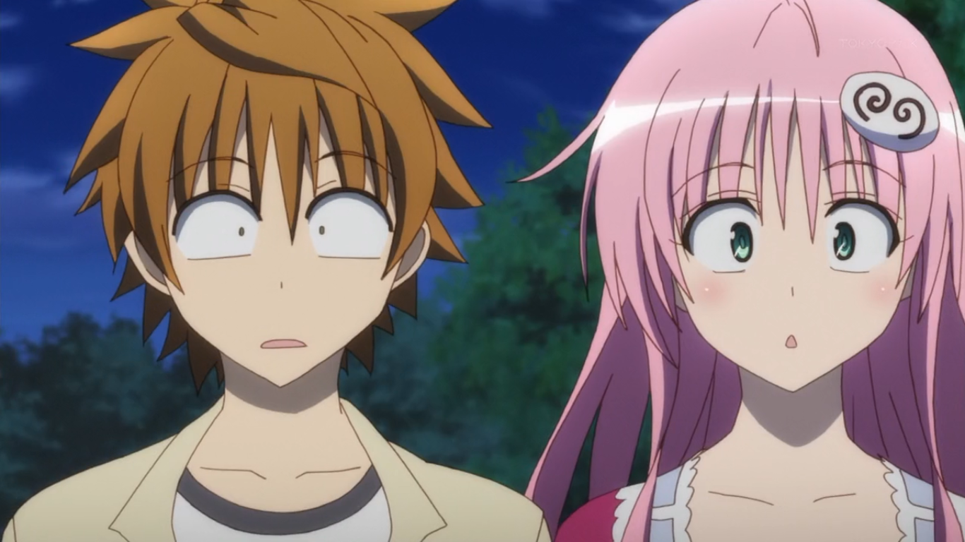 Momentum anime the anime blog motto to love ru episode 04 - Motto to love ru images ...
